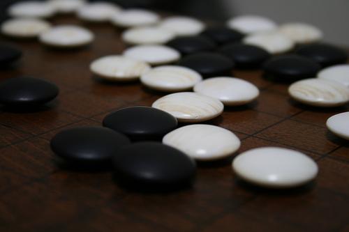 囲碁の格言を生き方に応用してみた